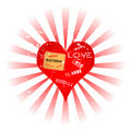 Love And Lost Love Royalty Free Stock Photography - 20437267