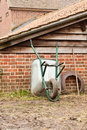 Wheelbarrow Stock Photo - 20437900