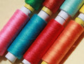 Colorful Threads Stock Photography - 20438902