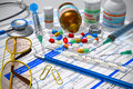 Medical/pharmacy Concept Royalty Free Stock Photo - 20452295
