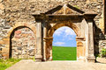 Entrance In Nature Royalty Free Stock Photo - 20455235