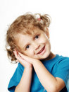 Girl Making Faces Stock Image - 20463171