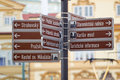 Direction Signs Stock Image - 20481561