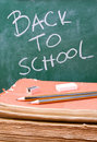Back To School With Pencils, Rubber And Sharpener Stock Image - 20482971