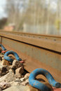 Railroad Tracks Stock Images - 2053704