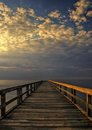 Wooden Pier Stock Photography - 20508032