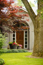 Luxury House With Shutters Royalty Free Stock Photography - 20539787