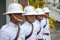 Thai Armed Guards Stock Photo - 20543390