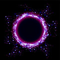 Cosmic Abstract Background Royalty Free Stock Photo - 20560085
