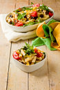 Pasta Salad Royalty Free Stock Photo - 20569715