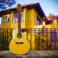 Acoustic Guitar Stock Images - 20575984