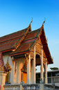Thai Temple Roof Stock Images - 20577294
