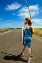 A Child S Journey Stock Images - 20593724