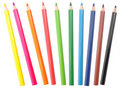 Color Pencils Royalty Free Stock Image - 20596326