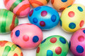 Colorful Easter Eggs Stock Image - 2062871