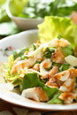 Salad With Sole Stock Image - 2065291