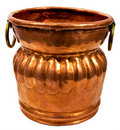 Copper Bucket Stock Photo - 20601280