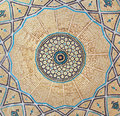 Brickwork Inside Dome Of The Mosque Stock Image - 20601301