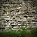 Dry Stone Wall Royalty Free Stock Photo - 20654545