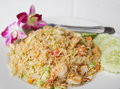 Fried Rice With Shrimp Royalty Free Stock Photography - 20656467