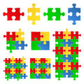 Puzzle Pieces Royalty Free Stock Photography - 20702137