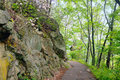 Mountain Path Stock Images - 20729104