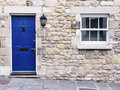Stone Cottage Exterior Royalty Free Stock Photography - 20732677