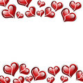Broken Red Heart Background Royalty Free Stock Photography - 20741137