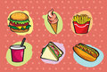 Fast Food Royalty Free Stock Photo - 20748015