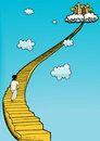 Stairway To Heaven Stock Photos - 20757733