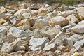 Limestone Boulders Royalty Free Stock Photos - 20766668