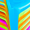 Plastic Chairs Royalty Free Stock Photography - 20769087