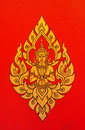 Traditional Thai Style Art Painting Royalty Free Stock Photography - 20775867