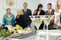 Wine-glass With Champagne Royalty Free Stock Photo - 2087355