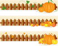 Set Of Autumn Banners Royalty Free Stock Photography - 20801267