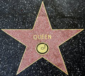 The Star Of The Music Group Queenn Royalty Free Stock Photos - 20808328