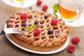 Berry Pie Royalty Free Stock Images - 20808479