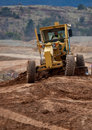 Earth Moving Equipment At Work Stock Photo - 20824250