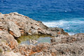 Rock At The Sea Royalty Free Stock Photography - 20824787