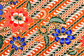 Javanese Batik Pattern Royalty Free Stock Photo - 20826675