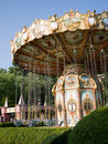 DaVinci S Dream Amusement Swing Ride Royalty Free Stock Image - 20851416