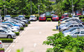 Modern Parking Lot Stock Photo - 20854250