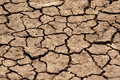 Dry Cracked Riverbed Royalty Free Stock Photo - 20856205