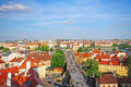 Charles Bridge And Old Town Prague, Czech Royalty Free Stock Photos - 20898868