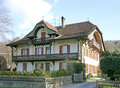 Old Swiss House 13 Royalty Free Stock Image - 2090686