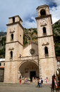 Old Church In Kotor Royalty Free Stock Photo - 2091305