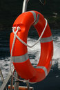 Red Buoy Royalty Free Stock Photo - 2091965