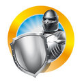 Security Stiсker Royalty Free Stock Image - 20900436