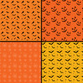 Seamless Tile Halloween Backgrounds Stock Images - 20911144
