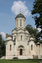 Spassky Cathedral Of Andronicus Monastery Stock Photography - 20911242